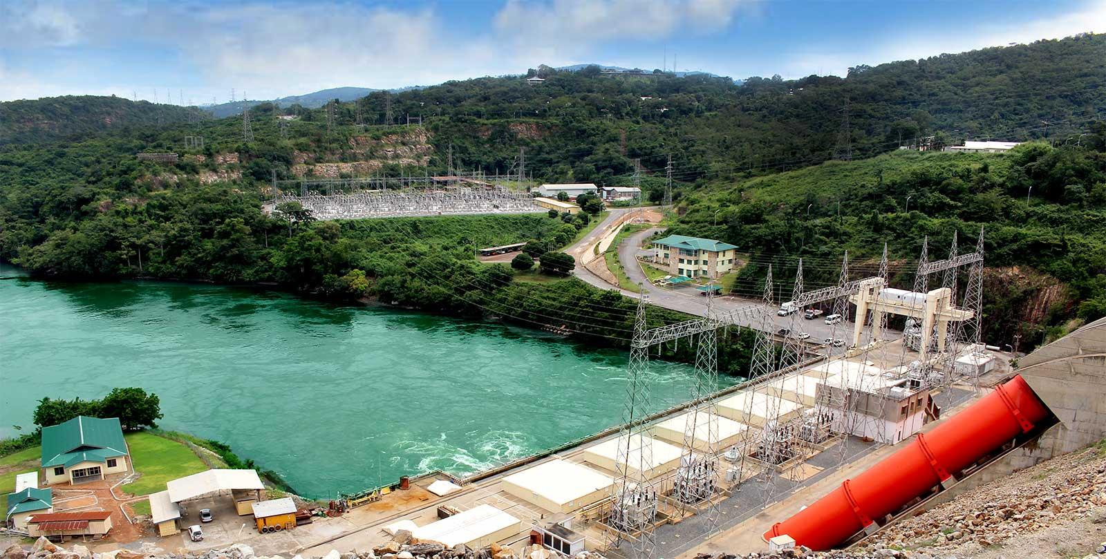 hydro-dam